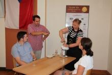 Prázdninové sommelierské školení ve Valticích