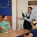 Druhý letošní termín praktické části kurzu Sommelier junior - 26.-27. 8. 2014